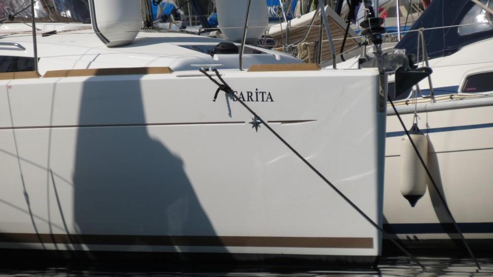 Location bateau Muğla pas cher Sun Odyssey 349