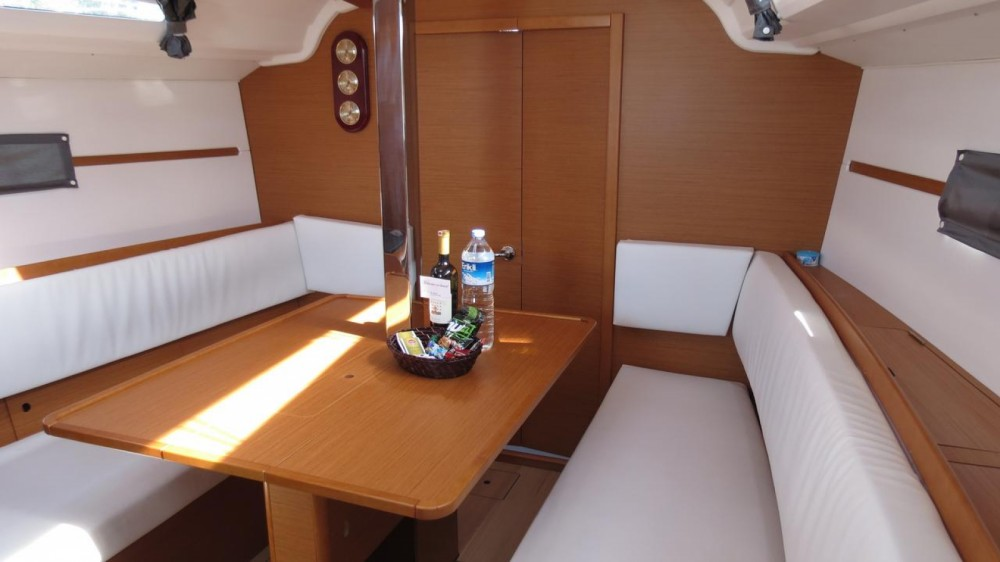Location yacht à Muğla - Jeanneau Sun Odyssey 349 sur SamBoat