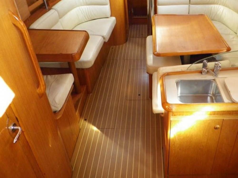 Location bateau Jeanneau Sun Odyssey 43 à Keramoti sur Samboat