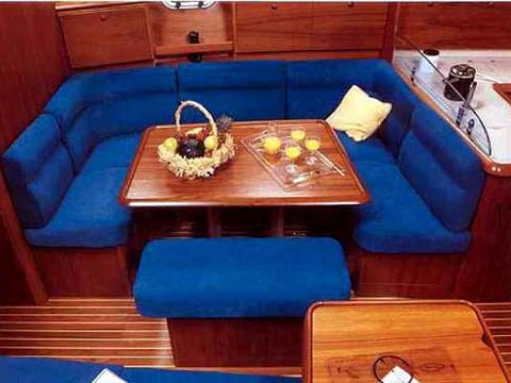 Louez un Jeanneau Sun Odyssey 43 à Keramoti
