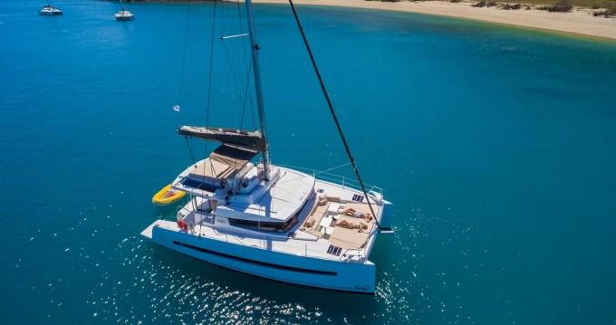 Louer Catamaran avec ou sans skipper Bali Catamarans à Marina di Portisco
