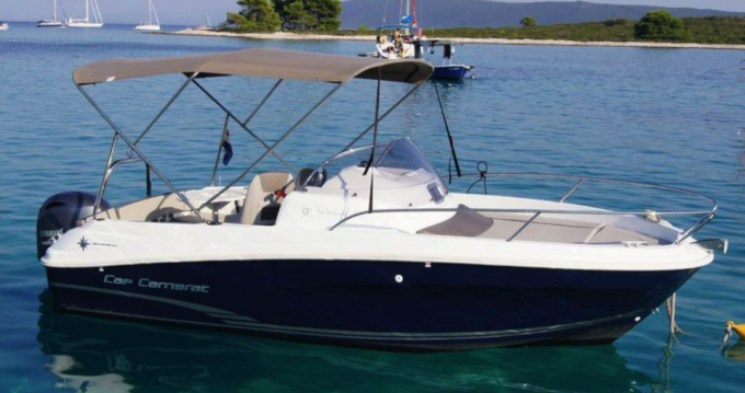 Motor boat for rent Canet-en-Roussillon at the best price