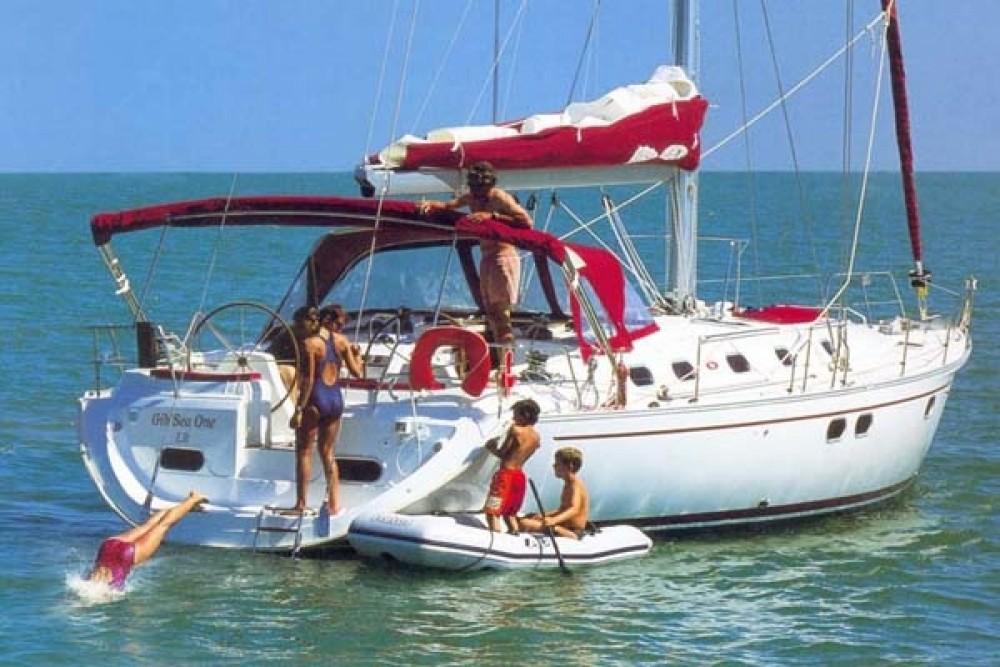 Voilier à louer à Golfe-Juan au meilleur prix