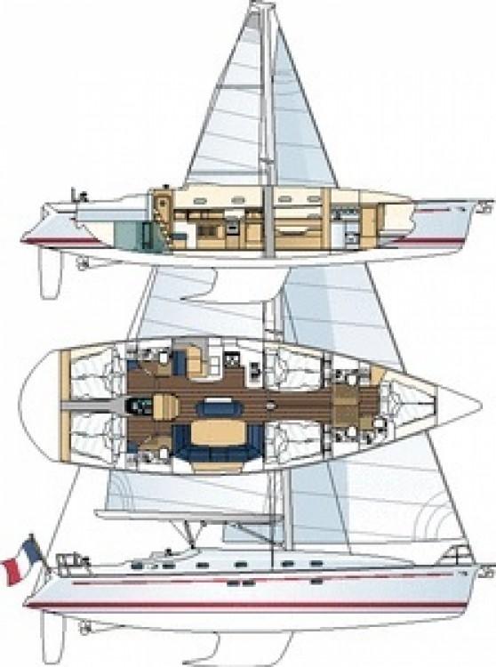 Louer Voilier avec ou sans skipper Dufour à Golfe-Juan