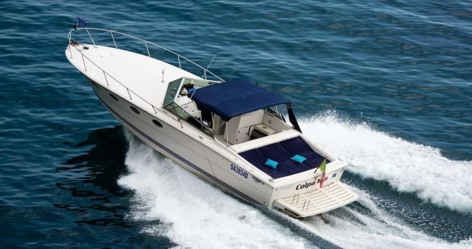Location bateau Amalfi pas cher Tornado 38 classic