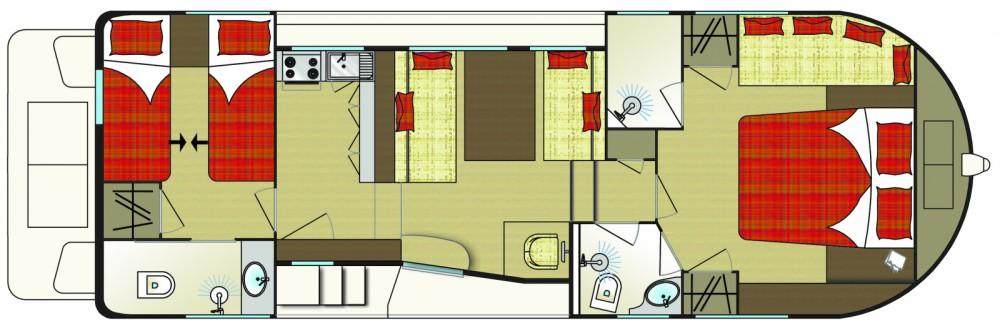 Alquiler Casa flotante en Chioggia - Tip-Top L TIP TOP L