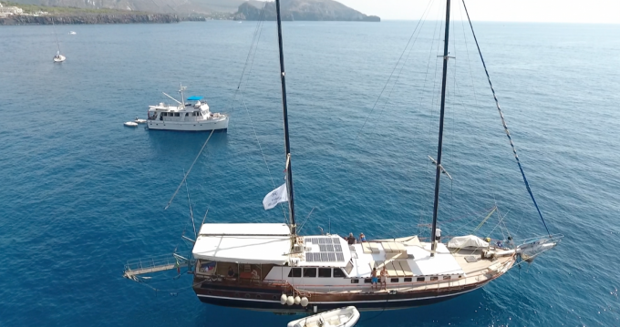 Location bateau Gullet Kpatain  à Milazzo sur Samboat