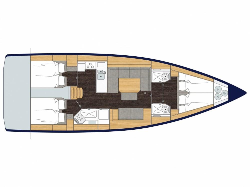 Bavaria Bavaria C45 zwischen Privatpersonen und professionellem Anbieter Marina de Cascais