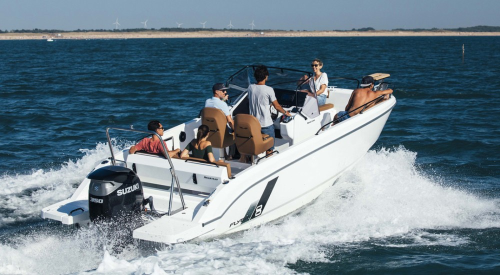 Hire Yacht with or without skipper Bénéteau Cambrils