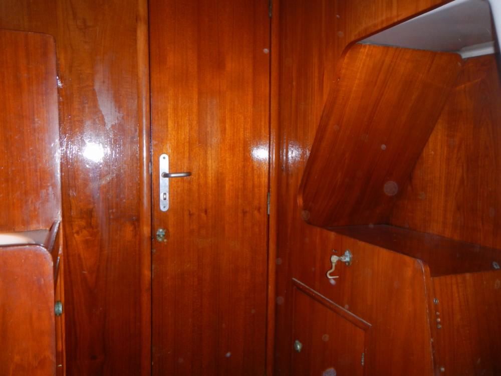 Verhuur Zeilboot in Le Lavandou - Jeanneau Voyage 11.20
