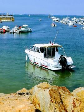 Location bateau Bénéteau Antares 780 HB à Pornic sur Samboat