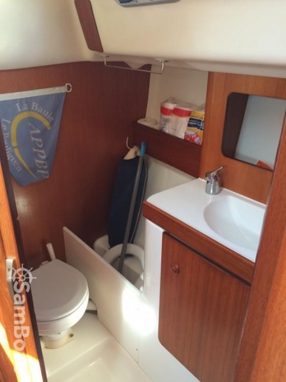 Location yacht à Pornichet - Jeanneau Sun Fast 26 sur SamBoat