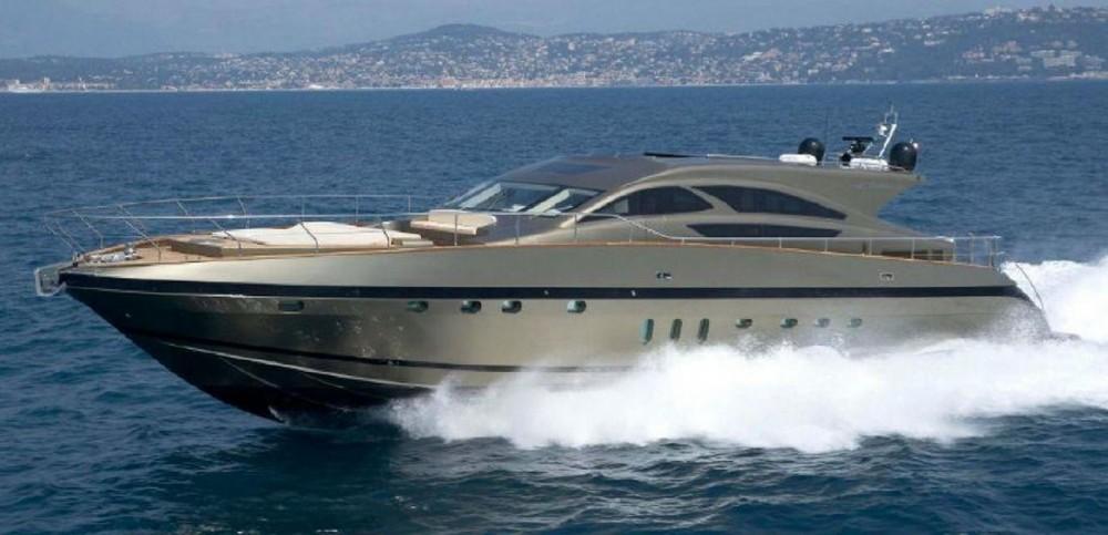 Jaguar 80 yacht entre particuliers et professionnel à Fréjus