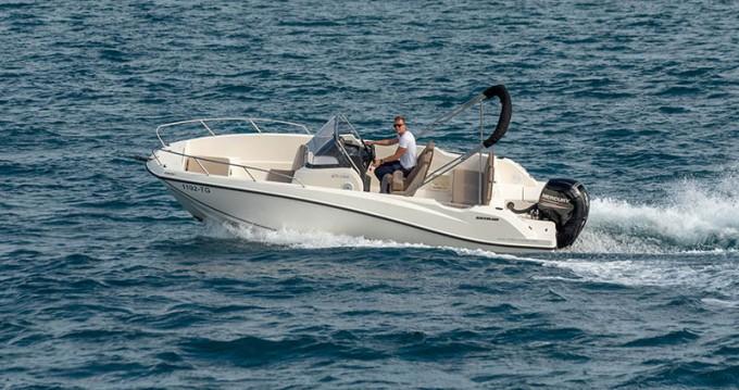 Location bateau Quicksilver Activ 675 à Trogir sur Samboat