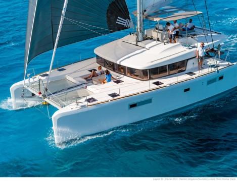 Location bateau Palma de Majorque pas cher Lagoon 52 F