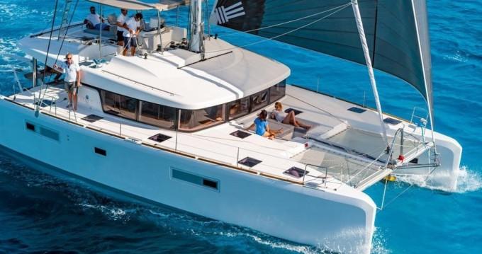 Location yacht à Île d'Ibiza - Lagoon Lagoon 52 F sur SamBoat