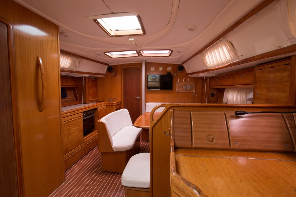 Location yacht à Capo d'Orlando - Bavaria Bavaria 39 sur SamBoat