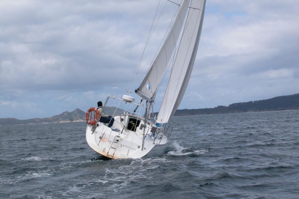 Louer Voilier avec ou sans skipper Bénéteau à Vigo