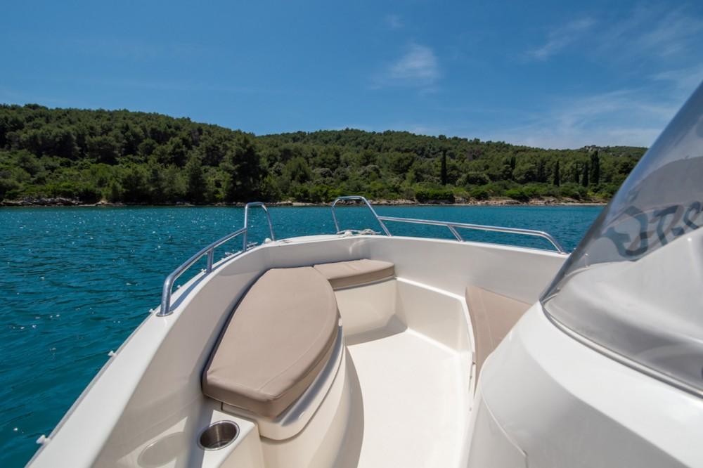 Location bateau Trogir pas cher Activ 455 Open