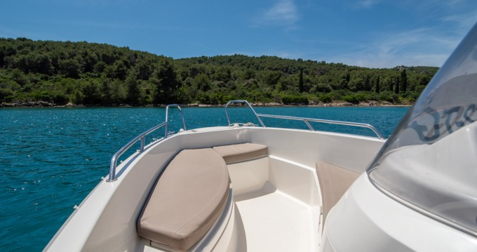 Location yacht à Trogir - Quicksilver Activ 455 Open sur SamBoat