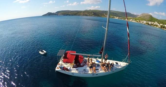 Rental yacht Athens - Bénéteau Oceanis 411 Clipper on SamBoat