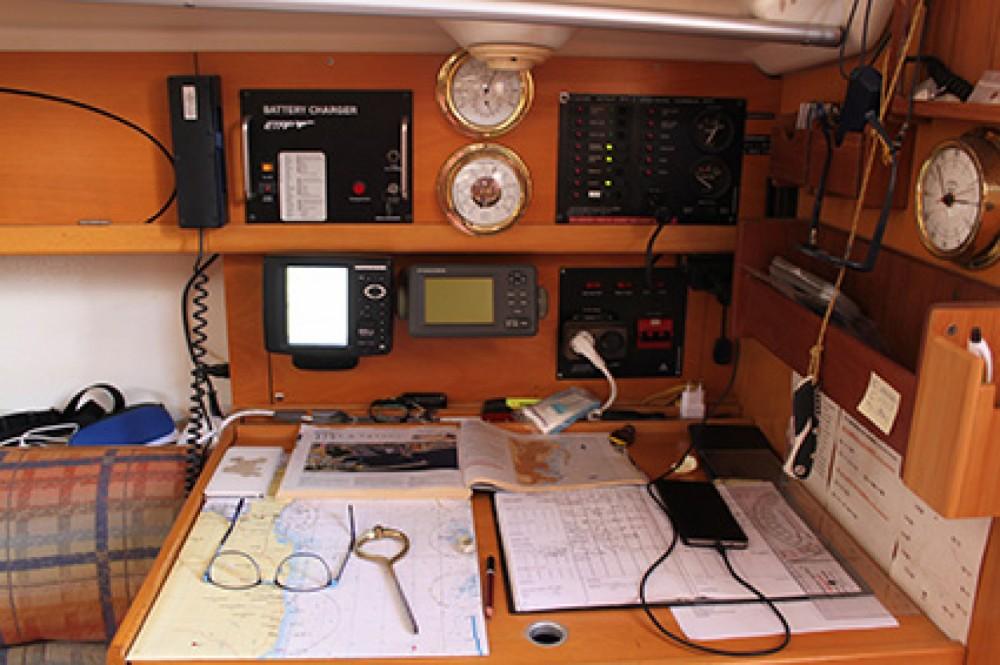 Location bateau Sari-Solenzara pas cher Etap 32i
