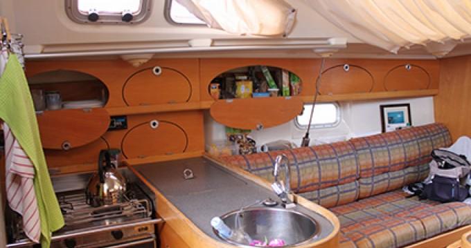 Location bateau Solenzara pas cher Etap 32i