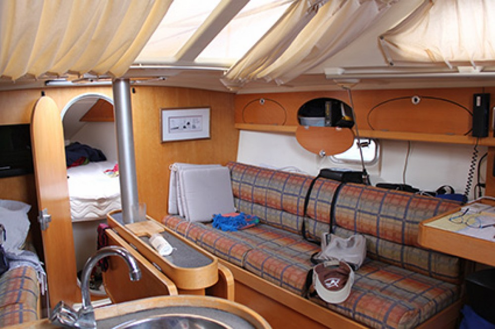Rental yacht Solenzara - Etap Etap 32i on SamBoat