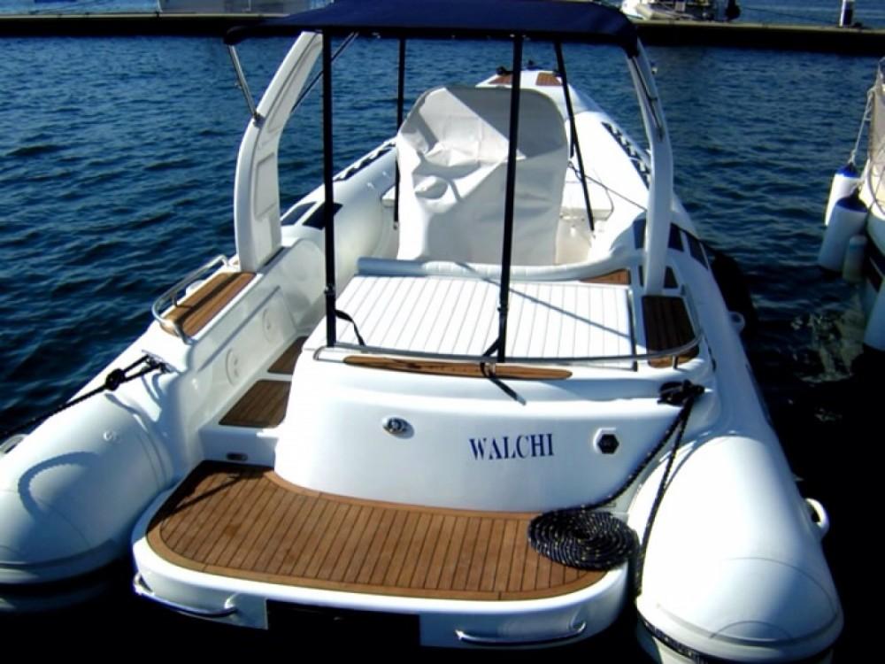 Noleggio yacht Otranto - Stilmar  25EFB su SamBoat