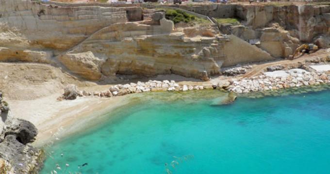 Stilmar  25EFB entre particuliers et professionnel à Otranto