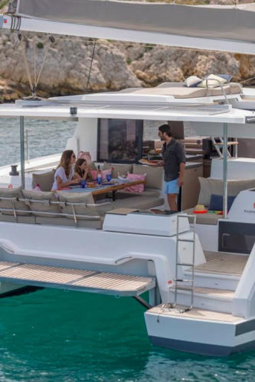 Location yacht à Annapolis - Fountaine Pajot Astrea 42 sur SamBoat