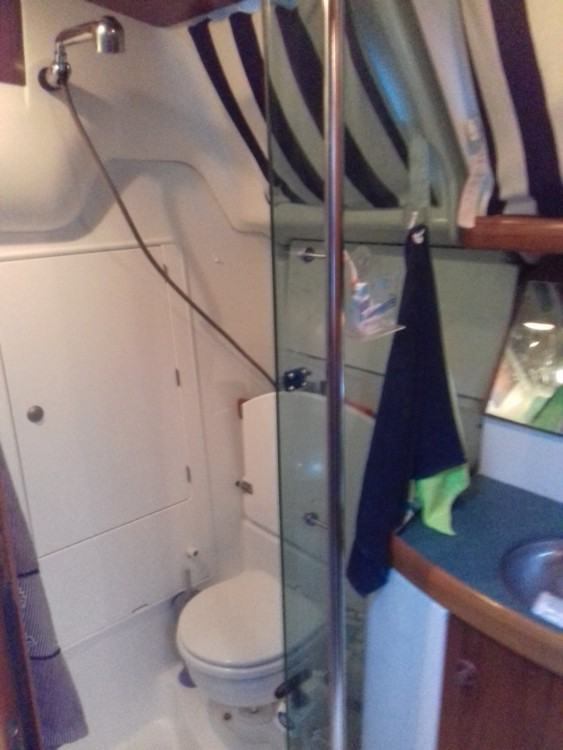 Location yacht à Brest - Jeanneau Sun Odyssey 37 sur SamBoat