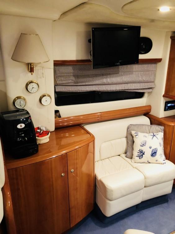 Location Yacht à Tropea - Atlantic Granchi