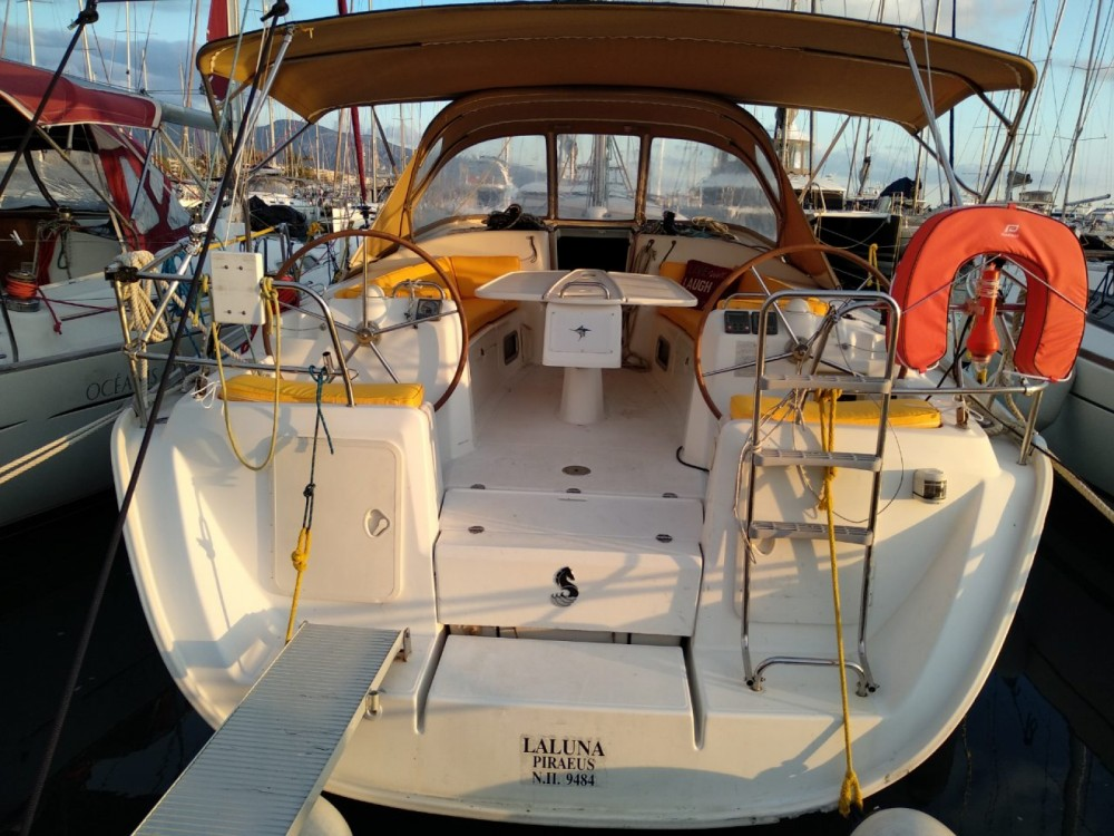Boat rental Athens cheap Cyclades 434