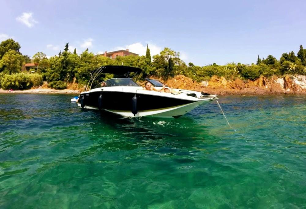 Location bateau Nice pas cher 9 M version luxe