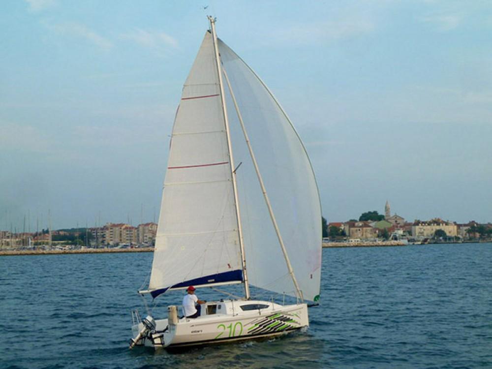 Boat rental Izola / Isola cheap Elan 210