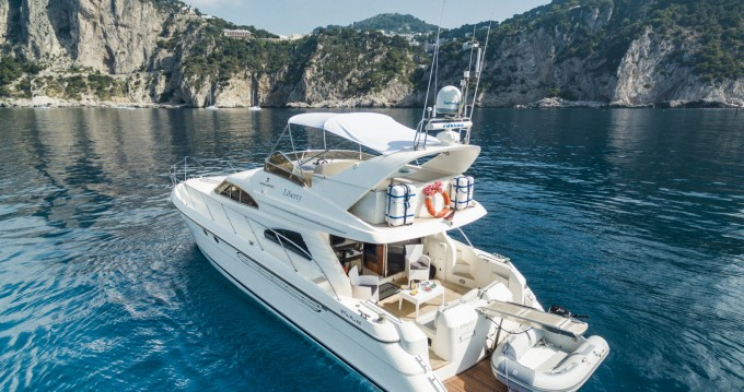 Location yacht à Positano - Fairline Squadron 60 sur SamBoat