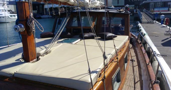 Mallorquina  motor-sailing entre particuliers et professionnel à Distrito de Setúbal