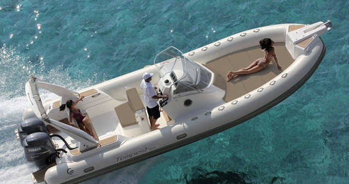 Location yacht à Coti-Chiavari - Capelli Tempest 850 Open sur SamBoat