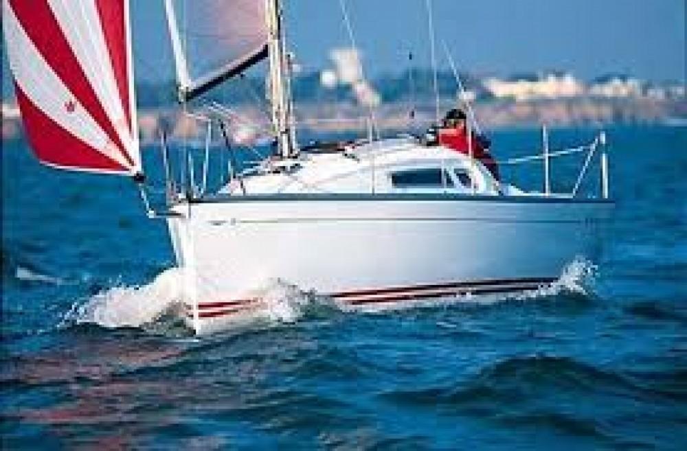 Location yacht à Bénodet - Jeanneau Sun Fast 26 sur SamBoat