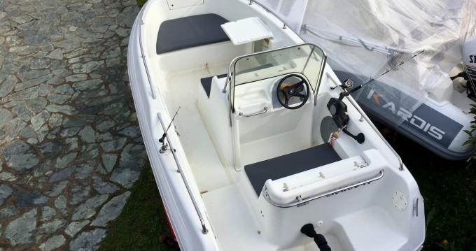 Noleggio yacht Coti-Chiavari - Quicksilver Quicksilver 500 Commander su SamBoat