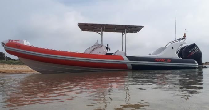Rental yacht Ibiza city - Sacs Samurai 875 on SamBoat