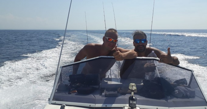 Location bateau Livorno pas cher off mare