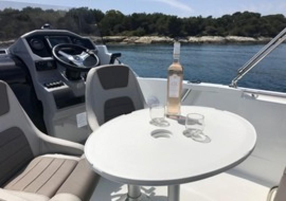 Location yacht à Ibiza - Jeanneau Cap Camarat 650 sur SamBoat