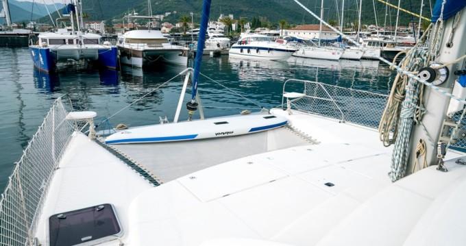 Location bateau Leopard Leopard 40 à Tivat sur Samboat