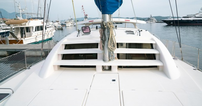Louer Catamaran avec ou sans skipper Leopard à Tivat