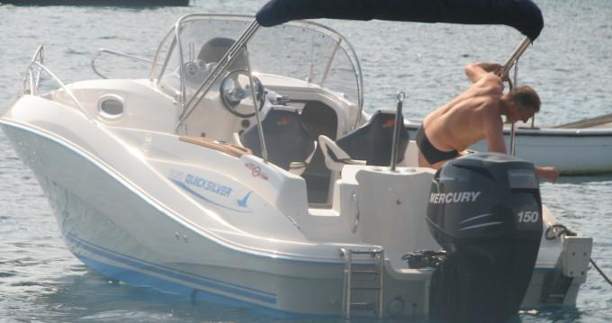 Location yacht à Dubrovnik - Quicksilver Quicksilver 630 WA Commander sur SamBoat