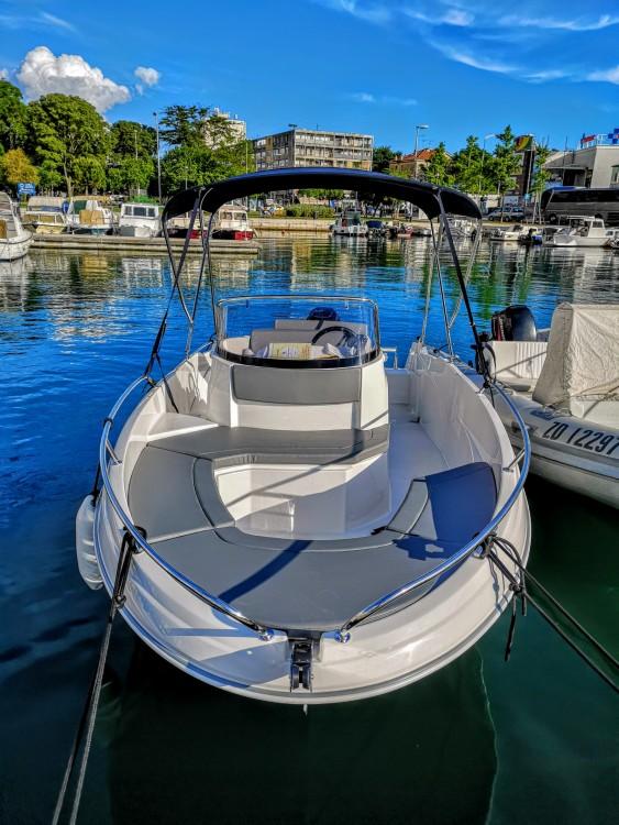 Location yacht à Zadar - AM Yacht Prince 570 Open sur SamBoat
