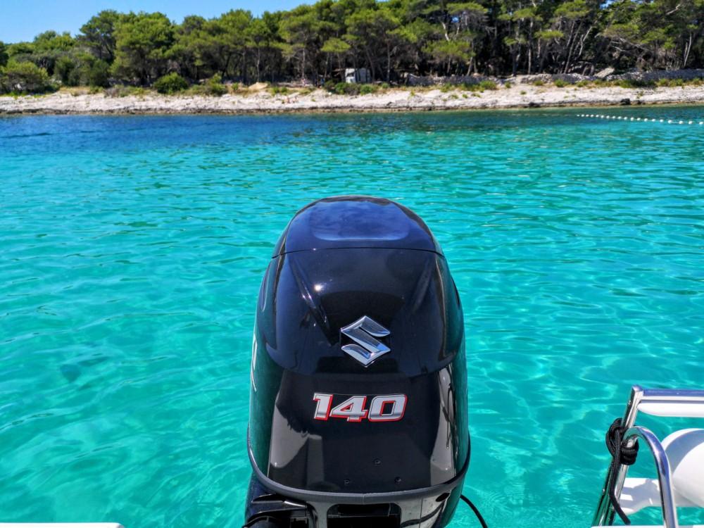 Location Bateau à moteur à Zadar - AM Yacht Prince 570 Open