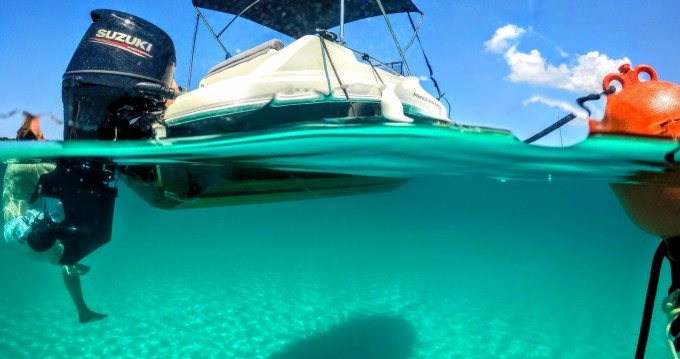 AM Yacht Prince 570 Open entre particulares y profesional Zadar